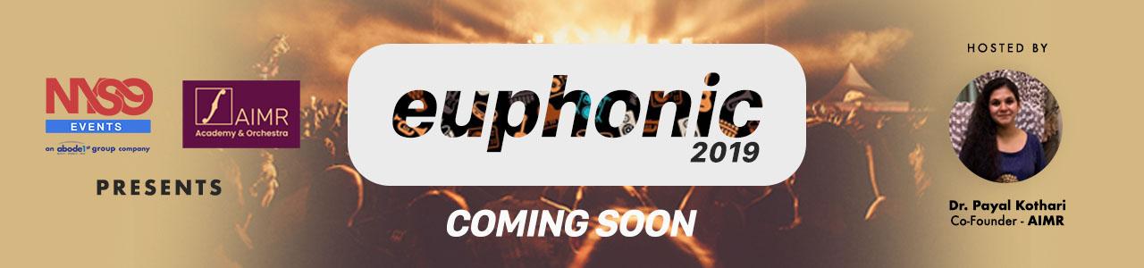 Euphonic 2019 Jaipur